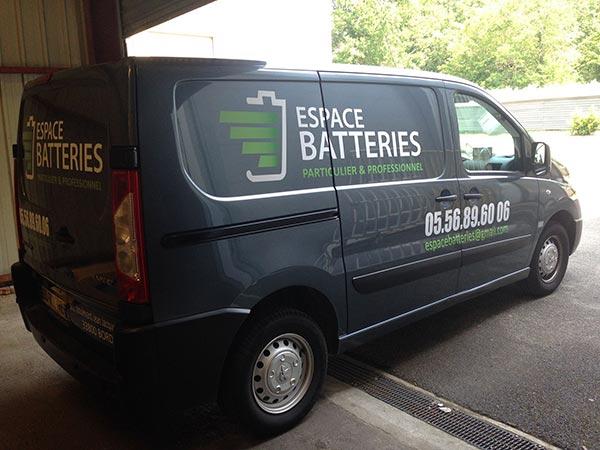 Vente de batteries dans le secteur de Langon et aux alentours